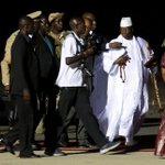 Equatorial Guinea confirms presence of ousted Gambian leader Jammeh