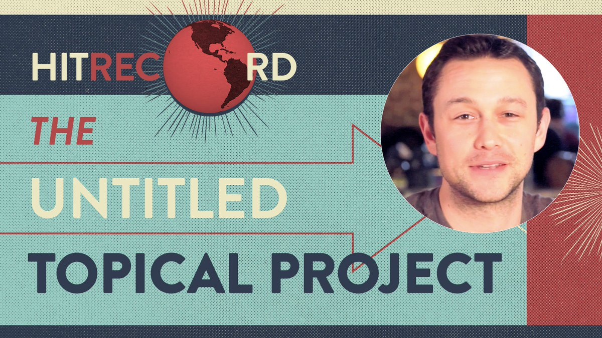 RT @hitRECord: Who's ready to experiment a little? https://t.co/trM1NnoEBv https://t.co/vEaVXLFFYu