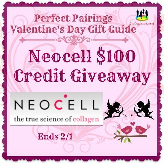 Neocell $100 Credit Giveaway Ends 2/1 #SMGN @NeoCellHealth