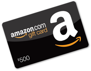 Let's Celebrate 2017-$500 Amazon Gift Card Giveaway!