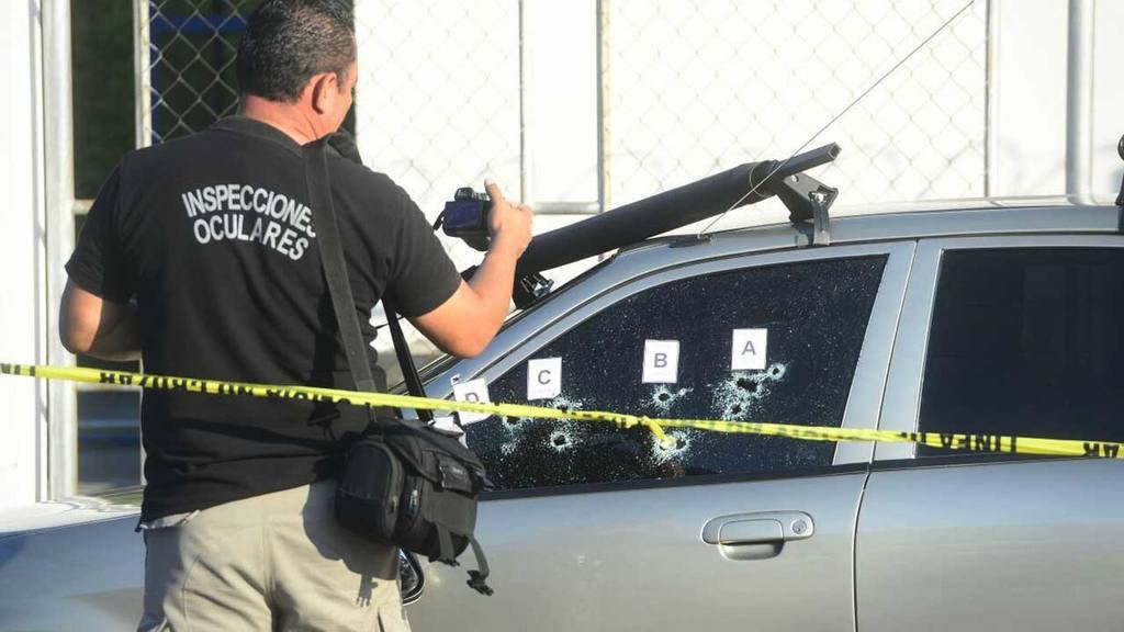 Tres personas fueron heridas de bala en calle antigua a Tonacatepeque