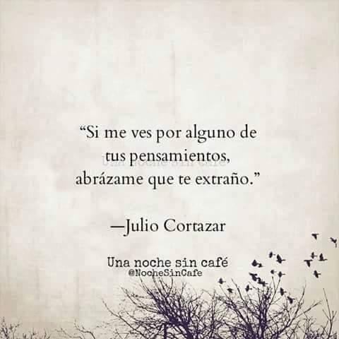 Julio Cortázar https://t.co/KohkXMYqj8
