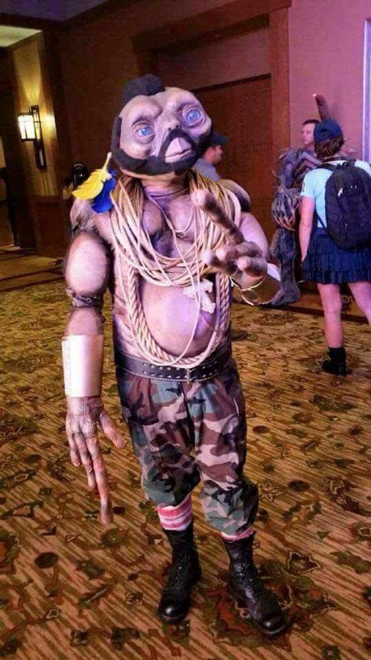 LOOK, it's Mr. E. T!! I pity the fool who don't phone home!  via reddit https://t.co/fTUDiDkADZ