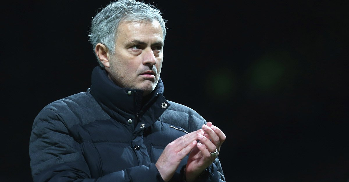 Jose Mourinho Reveals New Haircut Scoopnest