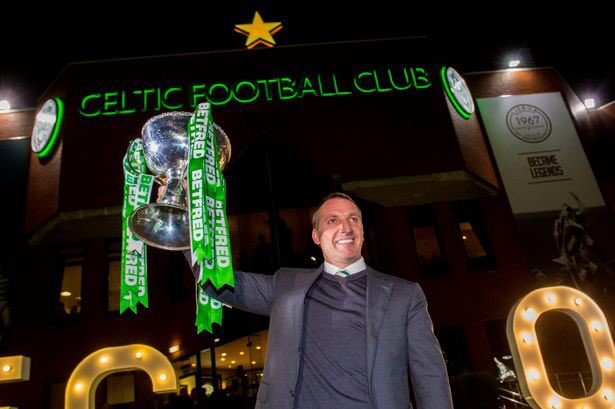 Happy 44th birthday to our boss BRENDAN RODGERS