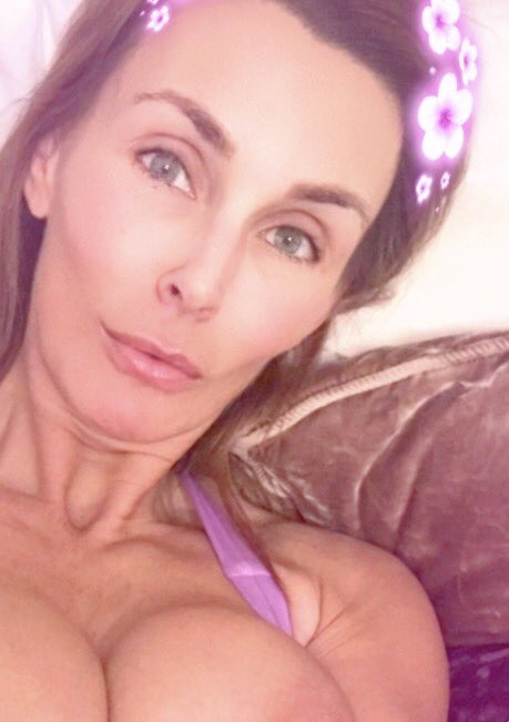 My boobs are popping out of this bikini 👙 see it all on 1b1QXU96y0 #TanyaTate #SnapChat