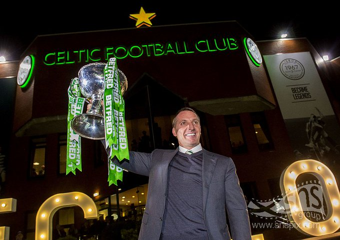 | Happy Birthday to manager Brendan Rodgers!