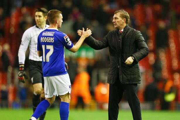 Happy 44th birthday to Brendan Rodgers & Happy 24th birthday to Anton Rodgers.