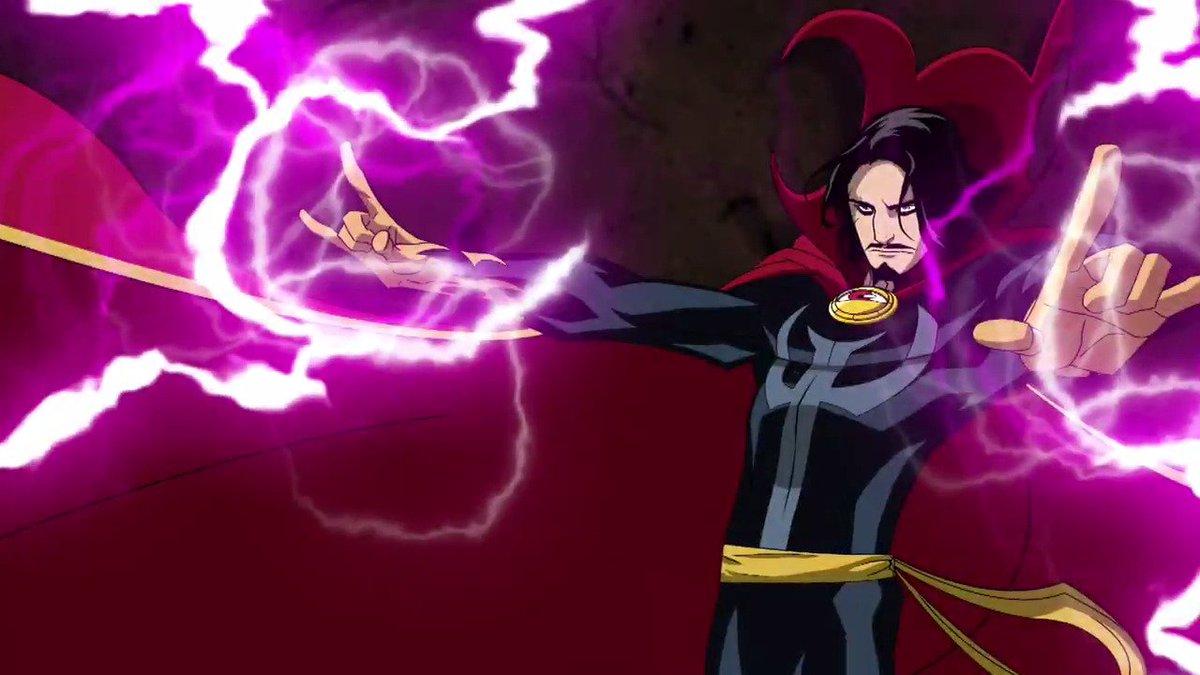 映画『#ドクターストレンジ』公開記念!1/28(土)20:30~ ディズニーXDで「アルティメット・スパイダーマン」シリ