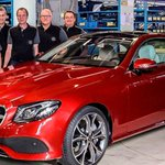 New Mercedes-Benz E-Class Coupe Production Starts In Bremen