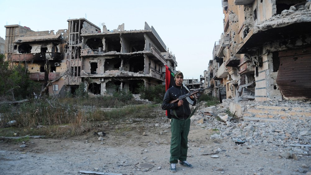 Al-Qaeda-linked rebels 'defeated' by forces loyal to General Haftar in Benghazi