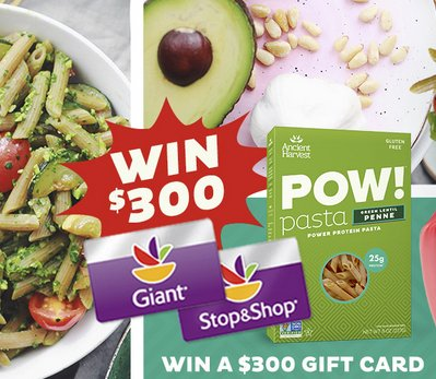 $300 POW! Punch Gift Card Giveaway