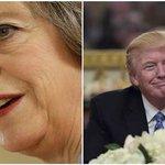 Redefining a 'special relationship': Donald Trump, Theresa May to talktrade