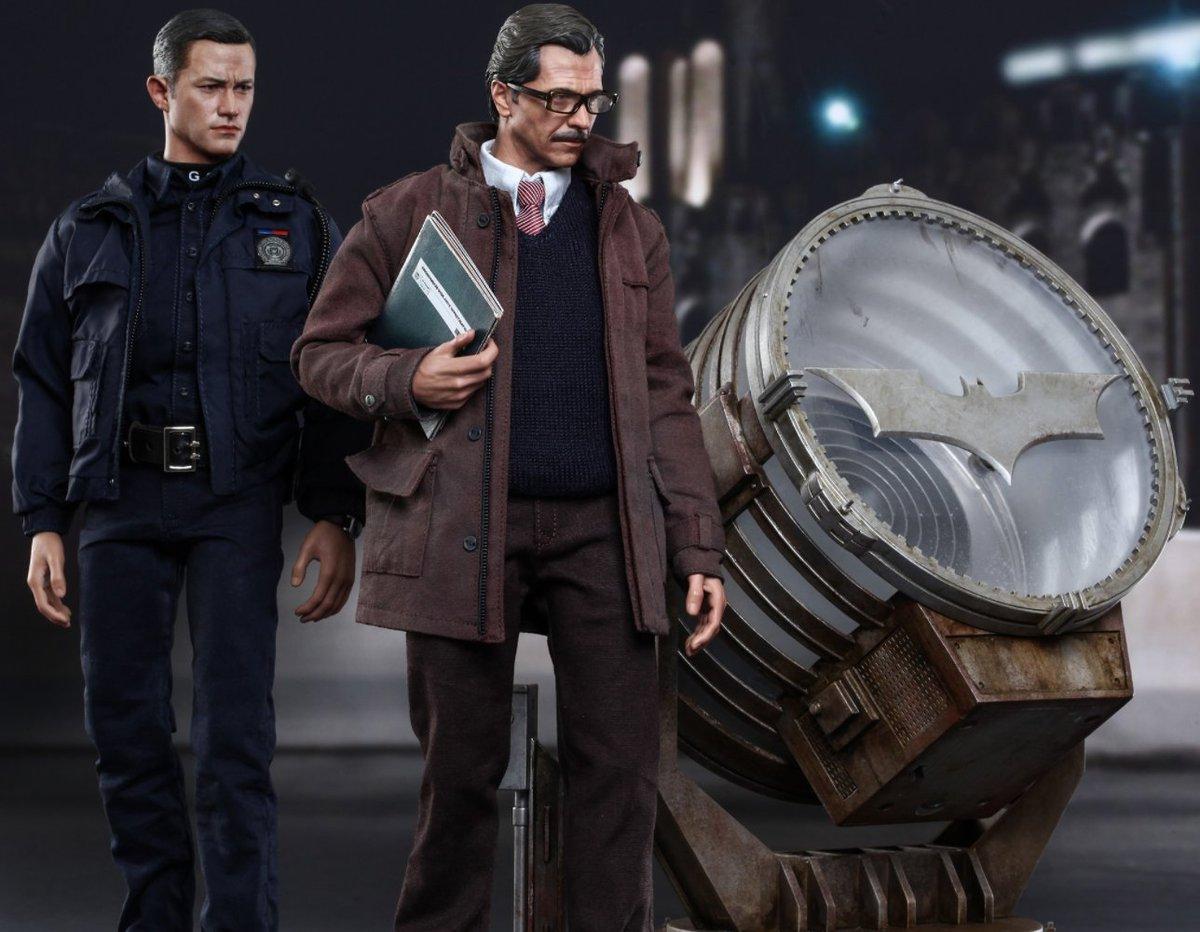 Plastic versions of me and Mr. Oldman. #DarkKnightRises #TBT https://t.co/oXG00eFkJN