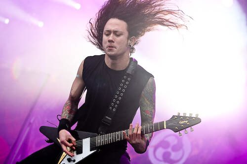 Happy Birthday Matt Heafy!