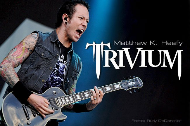 Happy birthday Matt Heafy