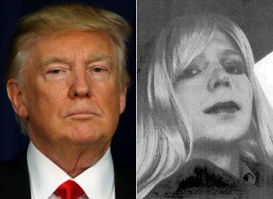 'UNGRATEFUL TRAITOR' Trump unloads on Chelsea Manning after Obama commutation