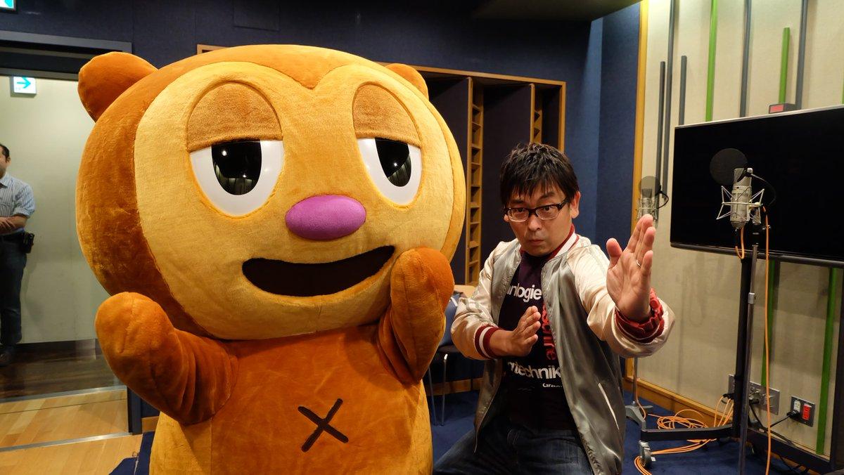 【PJベリー活動日記】ジェネラルポッターを演じて下さったのはタマネギ先生役の上田燿司さん()でした!実は全体通してアドリ