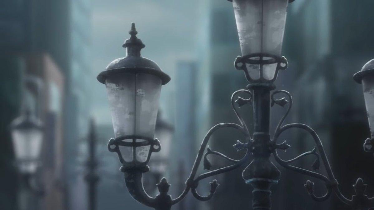 【 #planetarian 聖地巡礼スポット・有楽街の街灯】綾野剛さん主演の映画「新宿スワン」では歌舞伎町もどきとして