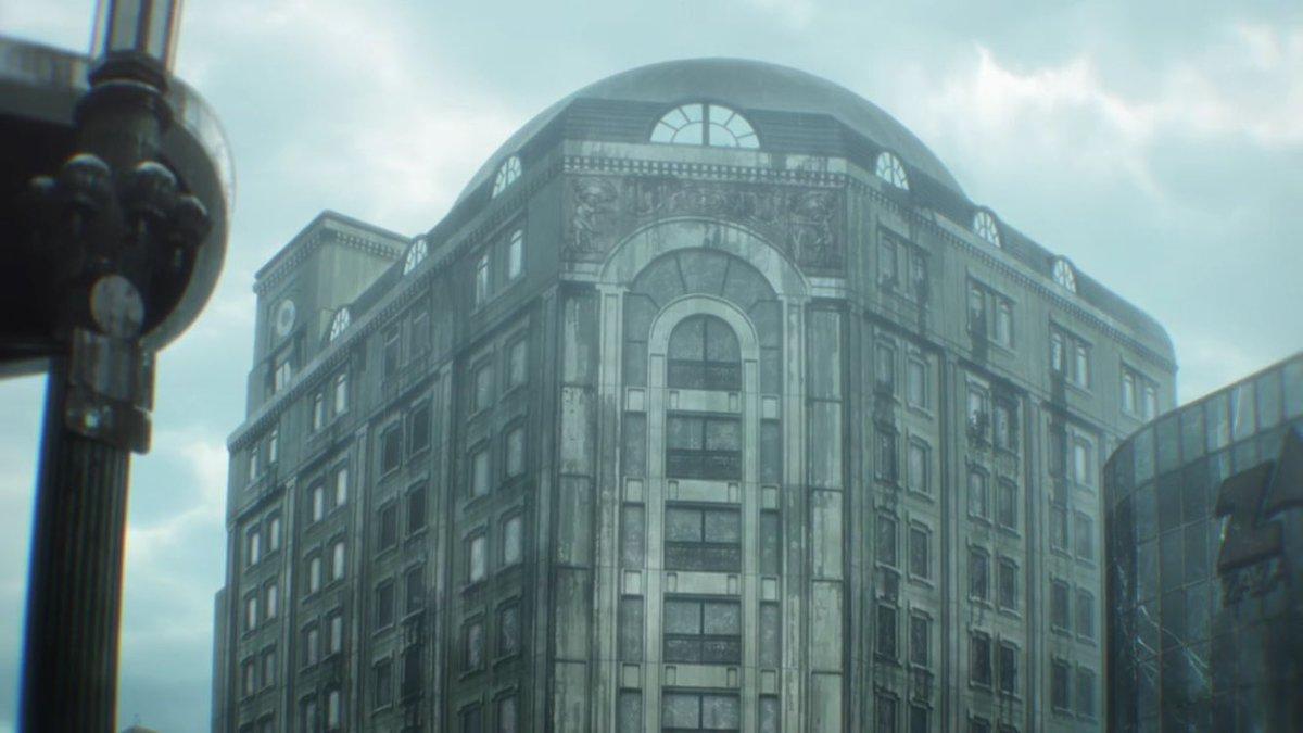 【 #planetarian 聖地巡礼スポット・松菱百貨店】物語のメインの舞台が現存していないとはね…跡地に一体何ができ