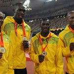 Usain Bolt loses 2008 Olympic 4x100-metre gold as teammate tests positive