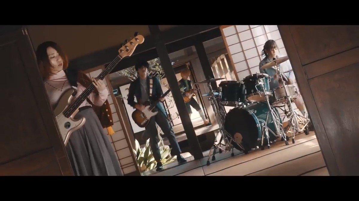 男女トリプルヴォーカル4ピースロックバンドSwimy、TVアニメ「NARUTO-ナルト- 疾風伝」EDテーマ「絶絶」MV