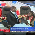 World customs day's agenda is to sesitize people on tax