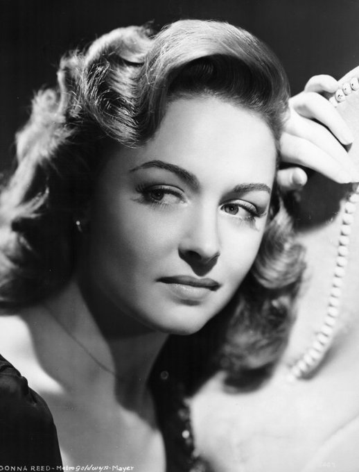 Happy Birthday Donna Reed and David Strathairn.