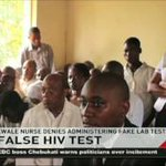 Nurse who misdiagnosed Kwale woman with HIV charged