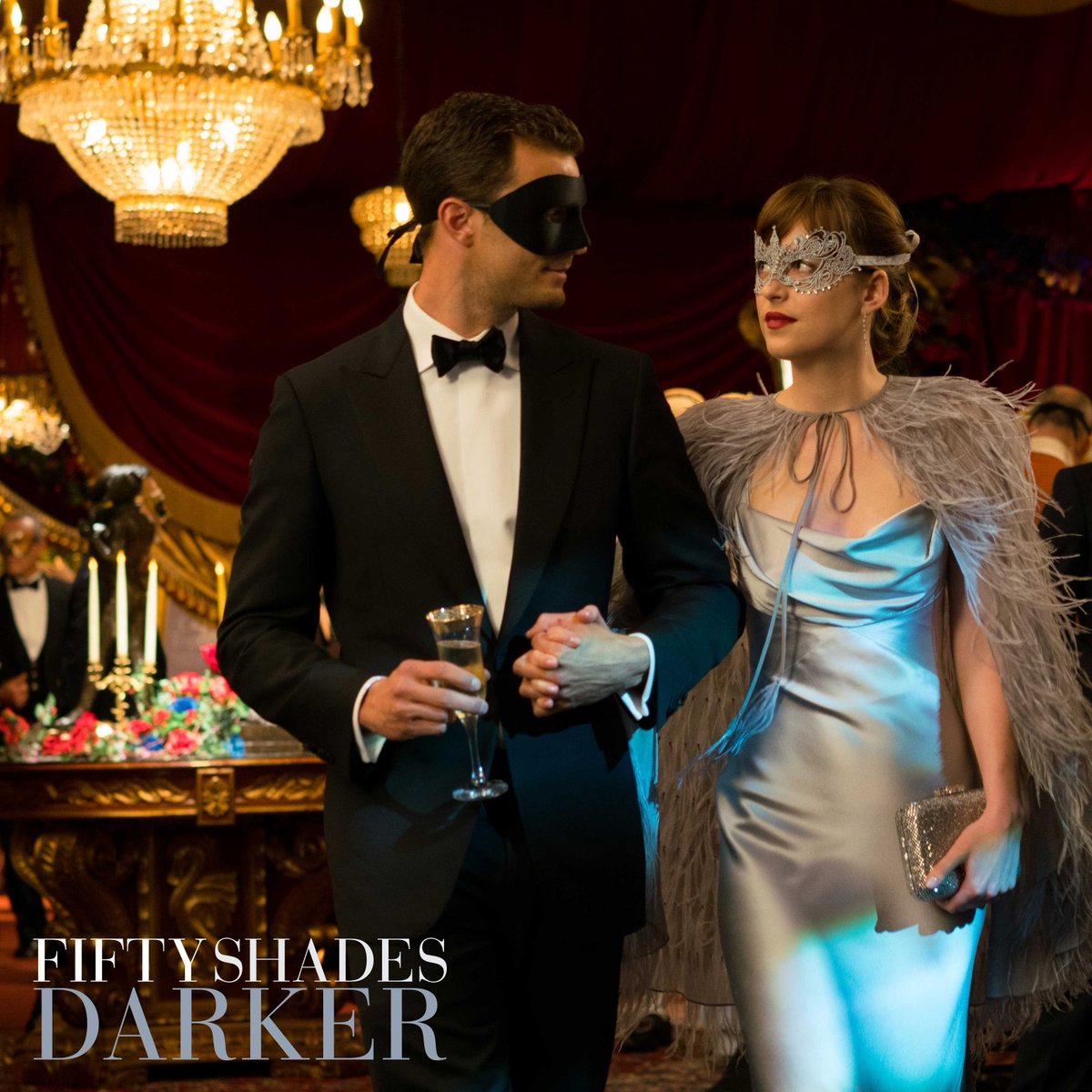 """I want you back."" On February 10, go #FiftyShadesDarker."