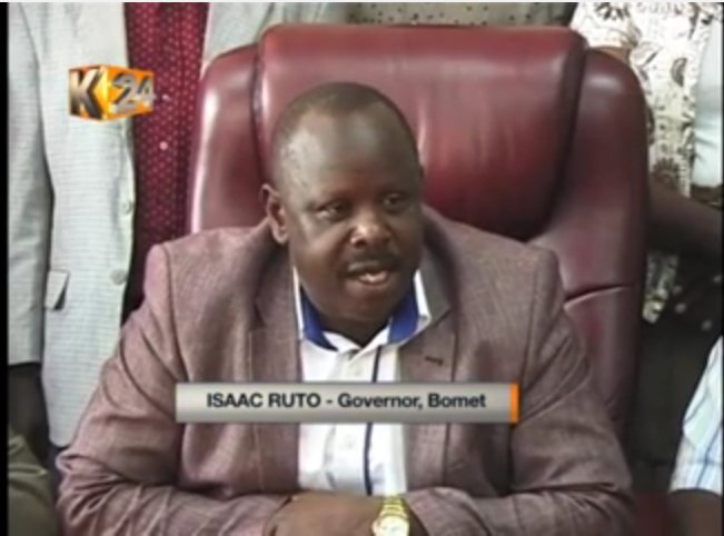 Chama cha Mashinani officials fault Bomet County Commissioner