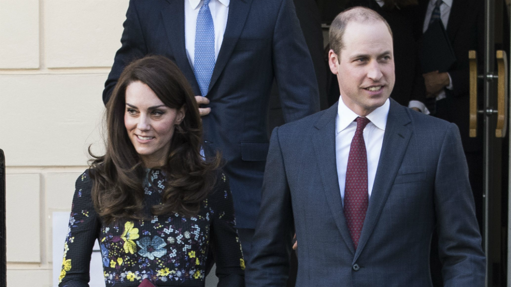 Kate Middleton and Prince William to attend 2017 BAFTAs