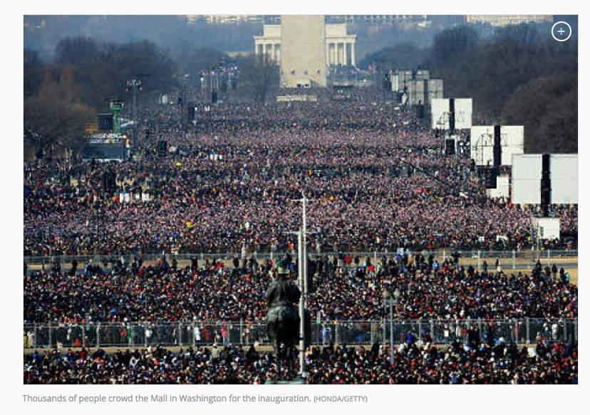 There is an image floating out there claiming to be of today's March for Life. It is not. It's from Obama's 2009 inauguration.