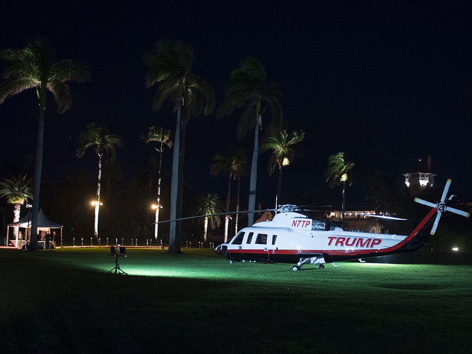 At Donald Trump's Mar-a-Lago club, the price for joining 'Winter White House' just