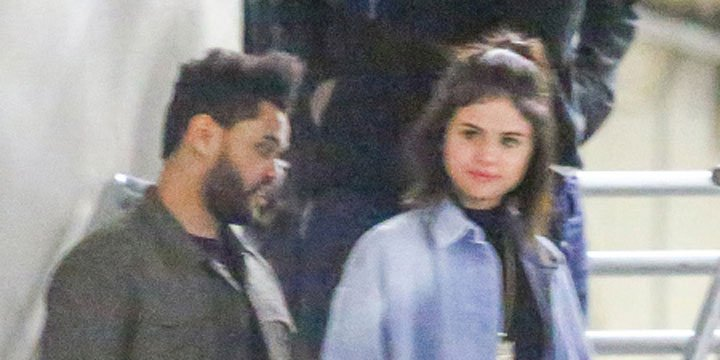 Selena Gomez and the Weeknd 'look very happy' on date night with friends
