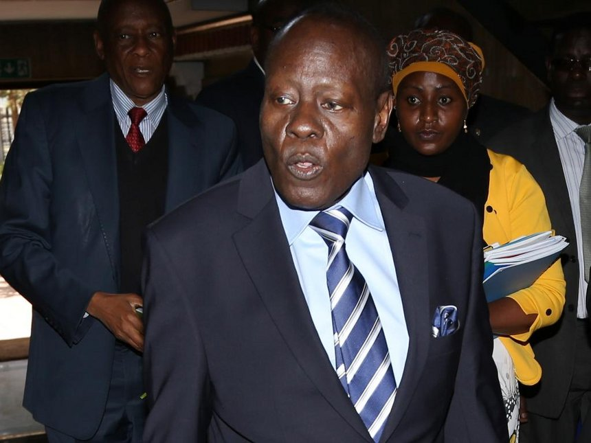 Battle of billionaires in race for Nyeri governor