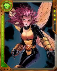 ディスク・ウォーズ参戦希望X-MENのピクシーも、ディスク・ウォーズ:アベンジャーズの続編に初登場してほしい。①#ピクシ
