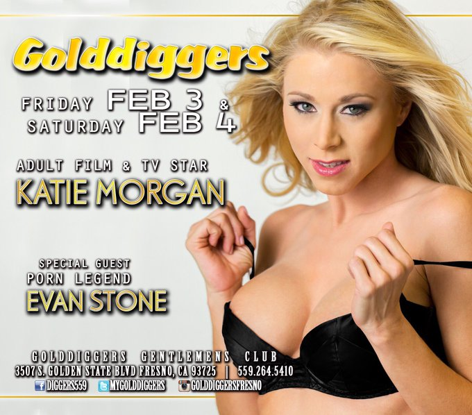 Hey Fresno!! Who's ready to party!? Come see me next weekend at Golddiggers, with special guest @Evanstonexxx