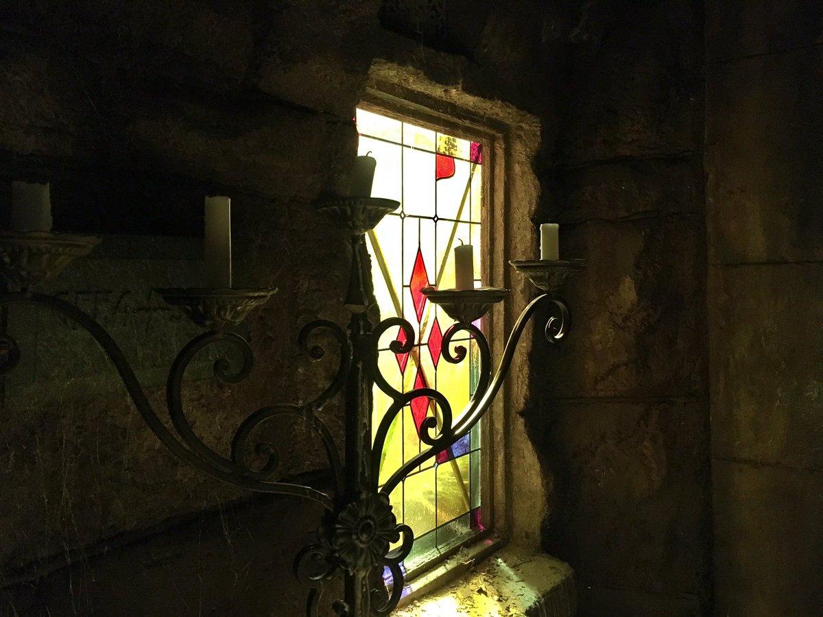 Shot the last scene in the Salvatore crypt today with @verschoo directing  Wow... https://t.co/LeTwKWO2IK