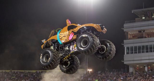 Wheels up @MonsterJam