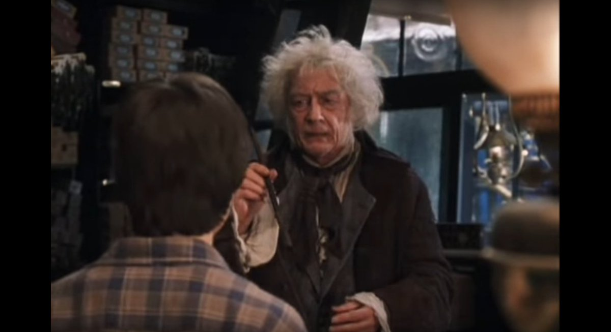 John Hurt, who played Mr. Ollivander in the 'Harry Potter' series, has died at the age of 77
