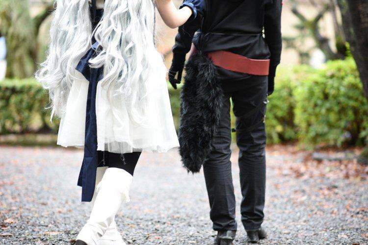 【コス/少女病 残響レギオン】フランチェスカ:ふゆさん ルクセイン:reto photo:もろさん 少女病念願でした…!