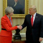 Trump hails 'special relationship' with UK, reaffirms NATO commitment