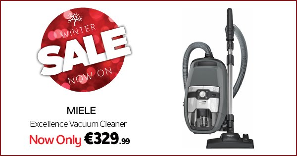 New in to DID, get the Miele Blizzard PowerLine Vacuum Cleaner in store or online now! - https://t.co/GRr2gMaV06 https://t.co/DUI1srBySa