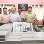 Railway police bust gang, recover 27 Apple laptops