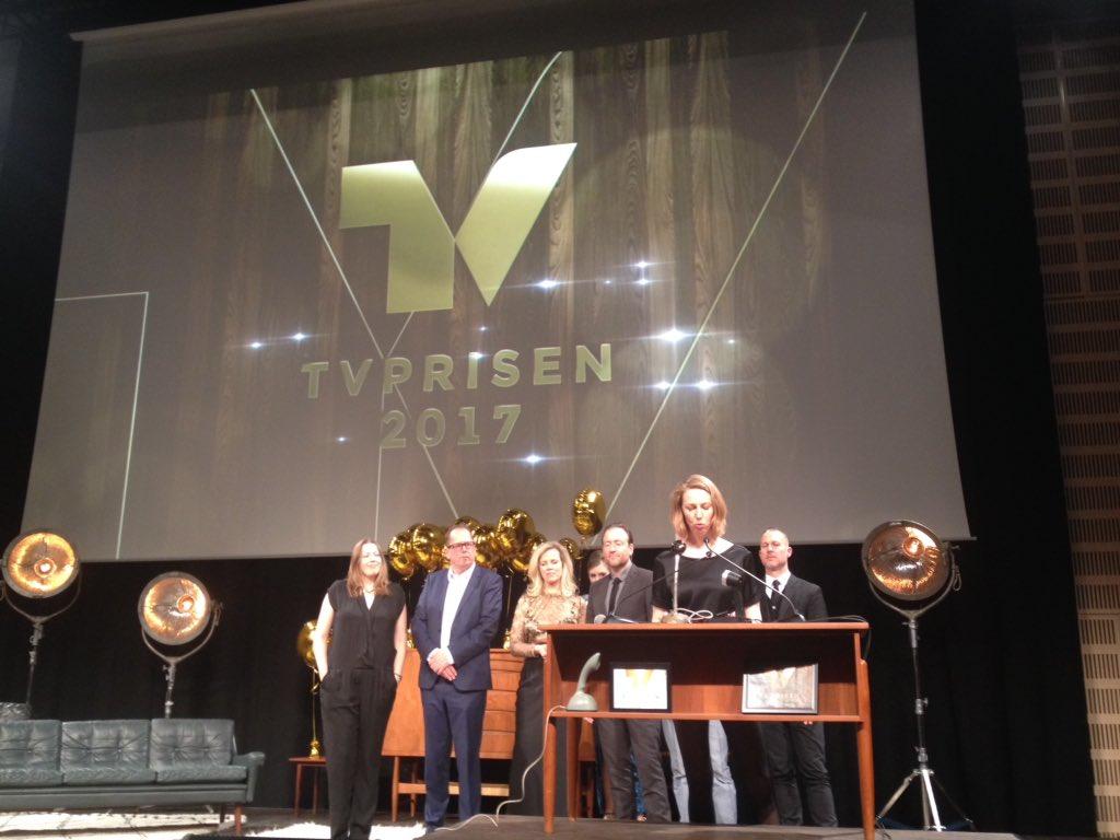 #tvprisen: #tvprisen
