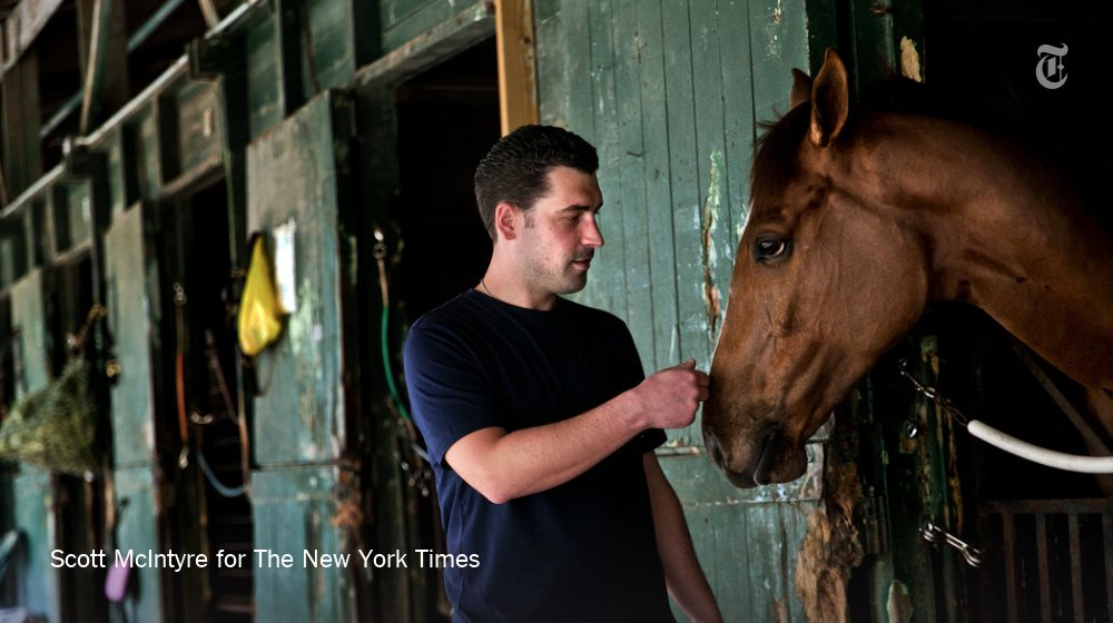 This pizza franchise king doesn't own a horse, but has one in the Pegasus World Cup