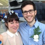 Bunz community helps couple find officiant for wedding in Toronto airport