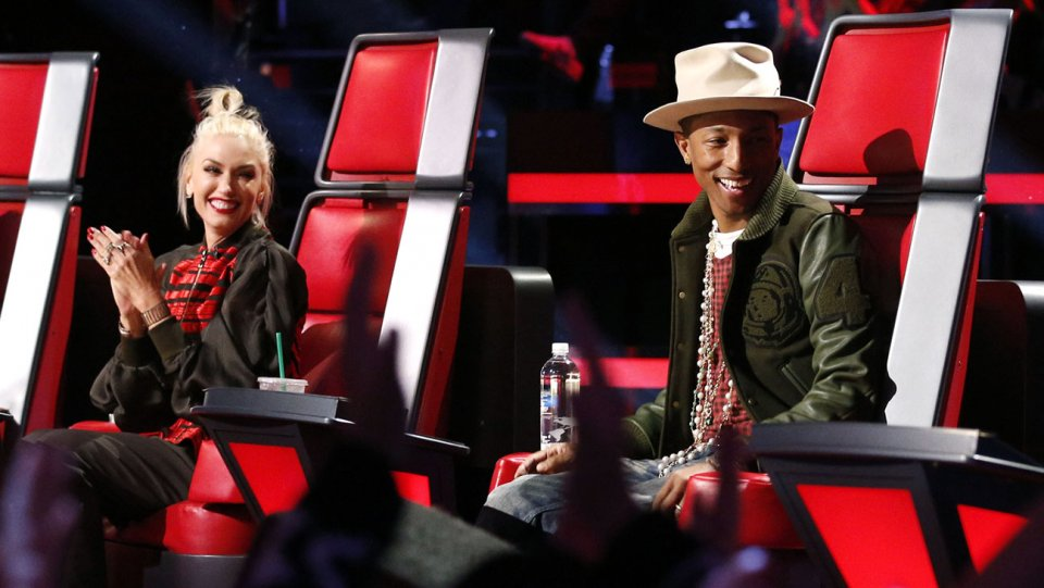PGAwards: 'The Voice' wins outstanding competition TV producer award