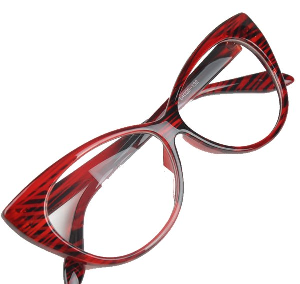 FREEBIE WEEKEND LaMiaCaraBerlin - 7 Variants of Spectacle Cat Eye Optical Glasses